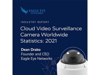 Один из ведущих разработчиков VMS для облака опубликовал статистику по использованию облачных камер видеонаблюдения