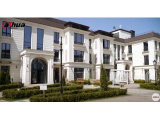 Элитный жилой комплекс в Алматы оснастили интеллектуальным решением от Dahua