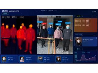 В Китайском городе используют распознавание лиц для отслеживания зараженных коронавирусом