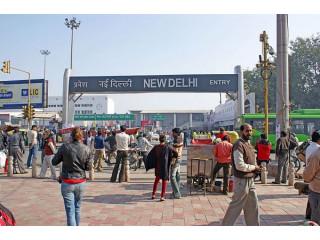Столица Индии заняла первое место по плотности камер видеонаблюдения