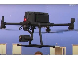 Дрон с камерой и тепловизором будет ловить нарушителей ПДД и обнаруживать утечки тепла в Сургуте