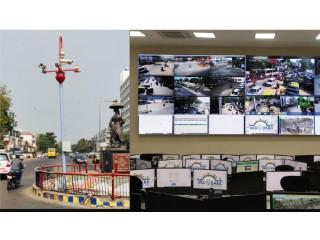 Рынок видеонаблюдения Индии в последующие 7 лет ждет стабильный рост, камеры видеонаблюдения доминируют