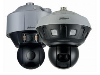 Представлено новое поколение PTZ камер Dahua для одновременного мониторинга всей сцены и трекинга
