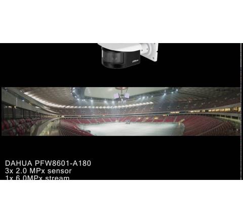 Камера Dahua DH-IPC-PFW8601P-H-A180