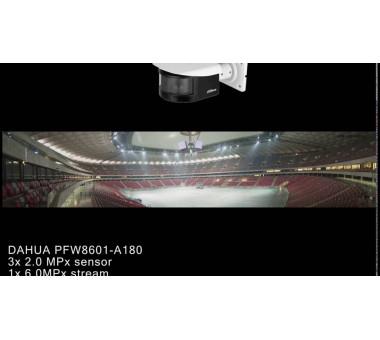 Камера Dahua DH-IPC-PFW8800P-H-A180