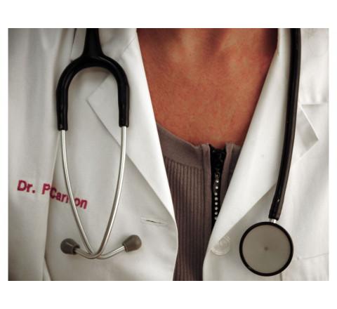 Монтаж систем контроля доступа (СКУД) для клиники