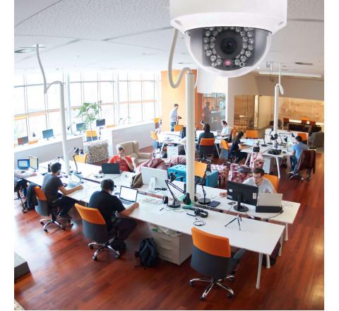 Обслуживание охранных систем для офиса