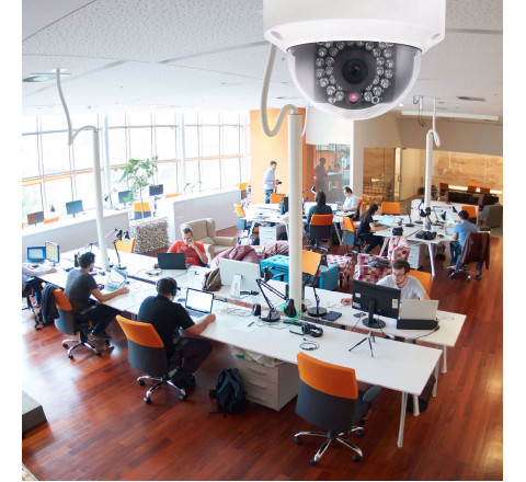 Монтаж систем контроля доступа (СКУД) для офиса