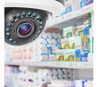 Видеонаблюдение для аптеки