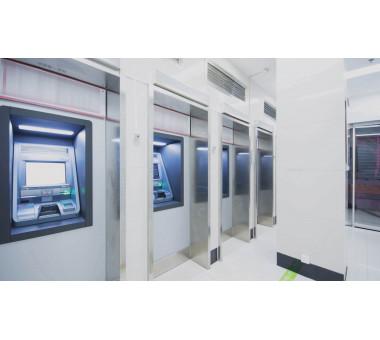 Cистема контроля доступа (СКУД) для банка