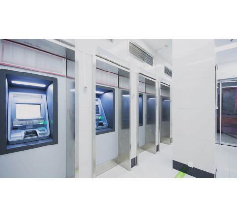 Обслуживание систем видеонаблюдения для банка