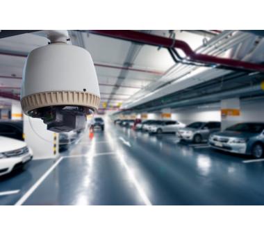 Cистема пультовой охраны для парковки
