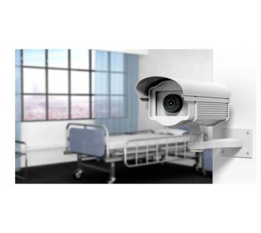 Видеонаблюдение для поликлиники