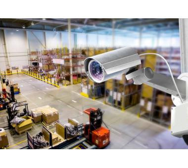 Cистема пультовой охраны для склада