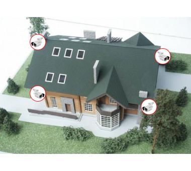 Cистема контроля доступа (СКУД) для загородного дома